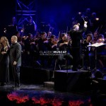 Leona Lewis and Joseph Calleja